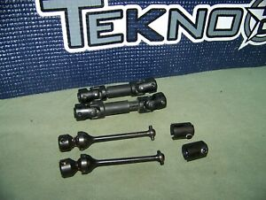 traxxas 3906 emaxx transmission mip center cvds axles  rc monster truck parts