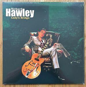 Richard hawley - Lady's Bridge Transparent red Vinyl