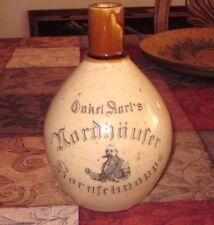 Super rare  PreProhibition  German Onkle Karls Kornschnapps stoneware liquor jug