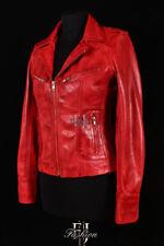 Cappotti e giacche da donna rosso Casual Taglia 44