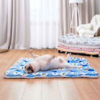 Soft Warm Paw  Fleece Cozy Blanket  Cover For Pet Cat Puppy Dog