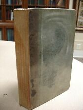 Fountain of Life by John Flavel- 1820 -signed by Welsh Revivalist John Elias