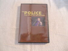 """The Police """"Live Ghost in the Machine""""    DVD  90 min.  $"""