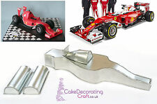 3D Novelty Cake Baking Tins and Pans | Formula 1 F 1 Racing Car  Cake Shape