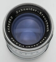 Schneider Kreuznach Tele Xenar 1:3.5 3.5 90mm 90mm - Altix / Akarelle