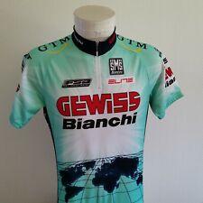 maillot de cyclisme GEWISS BIANCHI taille xl  vélo tres bon etat