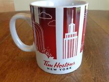 TIM HORTONS NEW YORK COFFEE MUG 2016