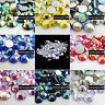 Großhandel nicht Hotfix Kristall Flatback 3d Nail Art Strass Tipps Dekoration