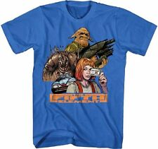 The Fifth Element Movie Group Licensed Adult T-Shirt