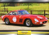 FERRARI 330 LMB 1963 : Fiche Auto Collection