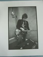 BOB DYLAN 2007 B&W Icon Collectibles Sony BMG promotional photo ~MINT condition~