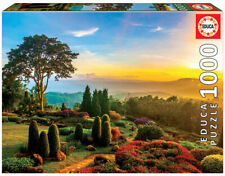 Educa 1000pc Jigsaw Puzzle - Landscape Beautiful Garden