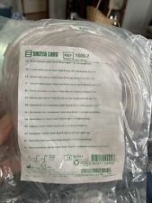 Salter Labs Oxygen Nasal Cannula. Pack Of 5. Style 1600-7 w/7ft Tubing ~NEW~