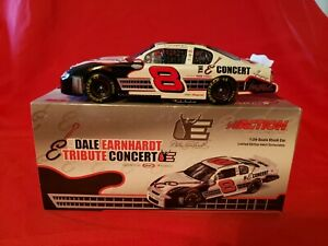 2003 Busch Grand National Series #8 Dale Earnhardt Tribute Concert 1/24 Action