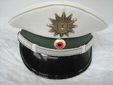 orig Schirmmütze Polizei Dienstmütze Gr.53-61 gehobener Dienst Fasching Karneval