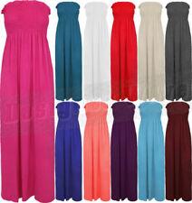 Boho Women's Stretch Maxi Dresses