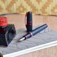 Visconti Homo Sapiens Magma Lava & Red Fountain Pen