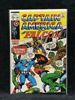 CAPTAIN AMERICA # 134/ Marvel Comic/ 1st App SARAH WILSON/ WINTER SOLDIER