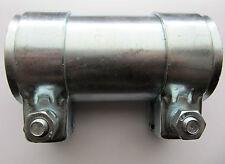 Auspuff Doppelschelle Rohrverbinder 56 x 125mm
