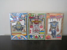 Dx Diapolon Chogokin Three Robots Set Japan 1970s