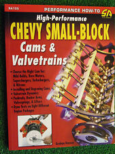 High Performance Chevy Chevrolet Small-Block Engine Cams & Valvetrains Manual