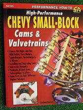 High Performance Chevy Chevrolet Small-Block Engine Cams & Valvetrains Manual