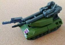 Vintage 1985 Hasbro G1 Transformers Combaticon BRAWL Complete Decepticon