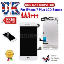 for iPhone 7 Plus Complete Touch Screen Replacement LCD Digitizer Camera White