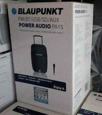 BLAUPUNKT PA15 Audiosystem mit Bluetooth, Karaoke Max 700W