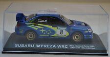SUBARU IMPREZA WRC #8 T. MAKINEN NEW ZELAND 2003 - ALTAYA 1/43 (LOK100)