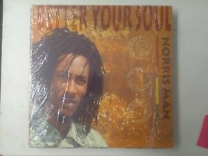 Norris Man-Better Your Soul Vinyl LP 2001 ROOTS REGGAE