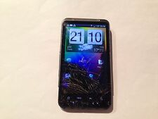 HTC Desire HD - 1.5GB - Mocha Smartphone Spare or repair