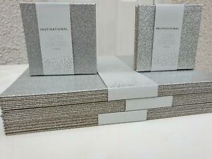 Set 4 Double Sided Silver Gold 2in1 Glitter Table Placemats 4 Matching Coasters