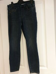 Lands End pull on jeans size 14