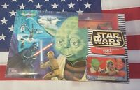 STAR WARS MICRO MACHINES YODA / DAGOBAH TRANSFORMING ACTION SET NEW SEALED