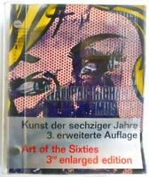 V.A.ART OF THE SIXTIES 3RD ENLARGED EDITION 1969 BOOK