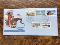 Australia 1984 Fdc ANTARCTIC SCENES , Kingaroy Pmk, Mint Condition