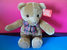 "NWT Gund BO Bear Teddy Bear Plush 10""  Stuffed Animal Toy  5030 Gotta Geta Gund!"
