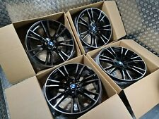 """BMW M5 F90 5 Series 706M Style 20"""" Alloy Wheels M Sport G30 G31 Staggered !"""
