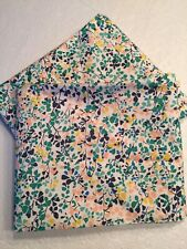 Anthropologie Floral Standard Pillowcase Set (2) NIOP