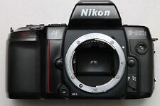 NIKON F801S FILM SLR BODY - LIGHT METER WORKS WITH BOTH AF AND MF LENSES (2)