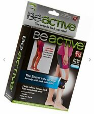 BeActive Acupressure Calf Leg Brace for Treating Back Hip Pain Be Active