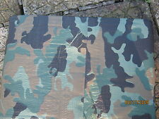 Tarpaulin In Woodland Camouflage Strong And Waterproof 3m x 4m