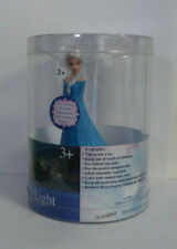 Idea Nuova Figural Push Light Night Light Tabletop Disney Frozen Elsa