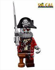 LEGO Minifigures Series 14 71010 Zombie Pirate - NEW
