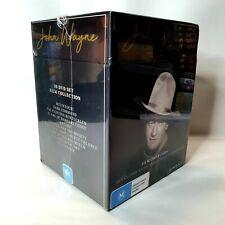 John Wayne Film Collection DVD (region 4 Australia)
