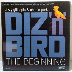 Dizzy Gillespie & Charlie Parker - Diz n' Bird: The Beginning - ROULETTE K-016