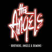 THE ANGELS Brothers, Angels & Demons 2CD BRAND NEW