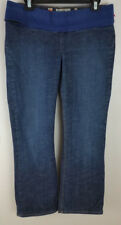 Juicy Couture Womens Jeans Elastic Waistband Bootcut w30