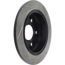 Disc Brake Rotor-Rear Disc Rear Right Stoptech 126.62058SR